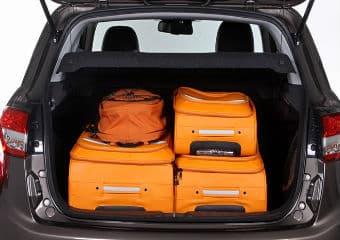 influye el equipaje en la conducción